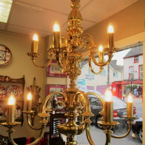 Chandeliers the antique shop chandelier m550 aloadofball Choice Image