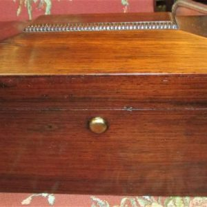 19th Century Tea Caddy LK1818SX