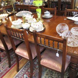 19th Century Walnut Extension Dining Table KIL2079GEX