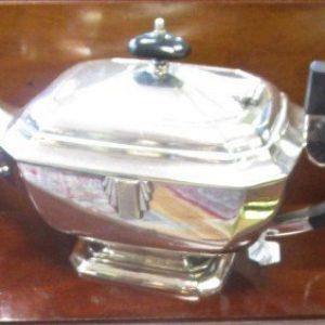3 piece silver plated Tea service LP2535GE