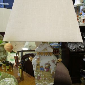 Pair of Oriental Porcelain Table Lamps SE2565TX