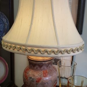 Pair of Oriental Porcelain Lamps JLP4872GXR